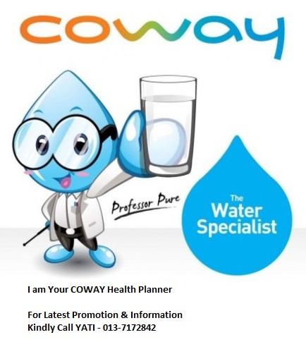 COWAY HEALTH PLANNER