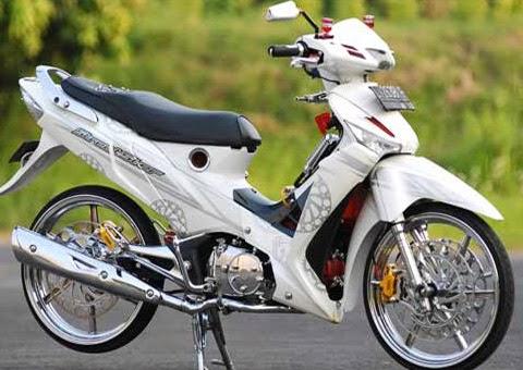 Modifikasi Honda Karisma