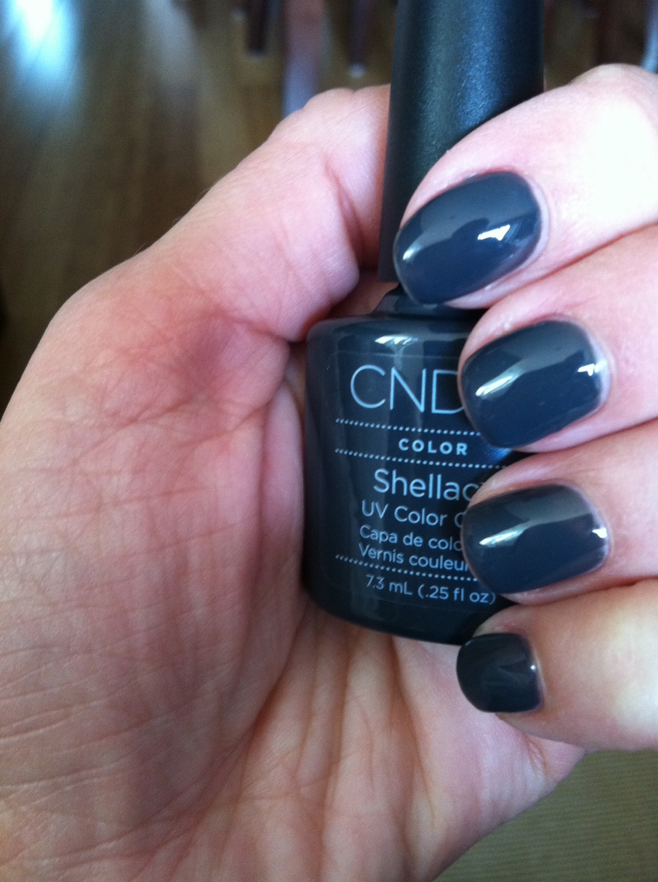 Lipgloss Break: shellac