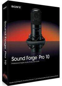 ScreenShoot Sony Sound Forge Pro v10.0.506