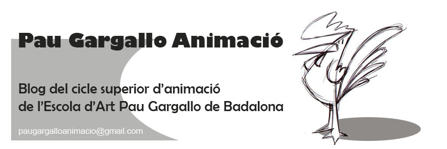PAU GARGALLO ANIMACI