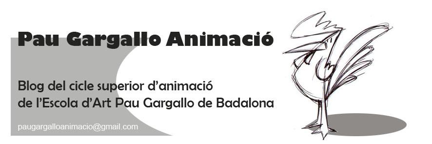 PAU GARGALLO ANIMACIÓ