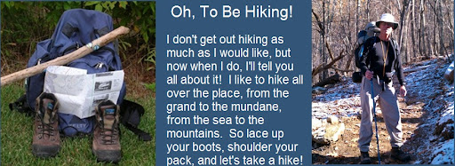 Oh To Be Hiking!