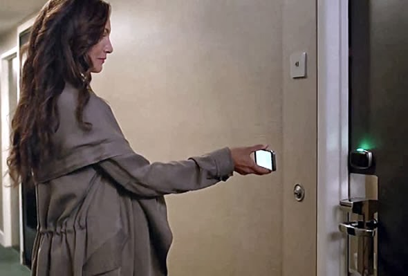 Smartkey to Unlock Your Hotel Room