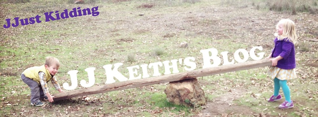 JJ KEITH&#39;S BLOG