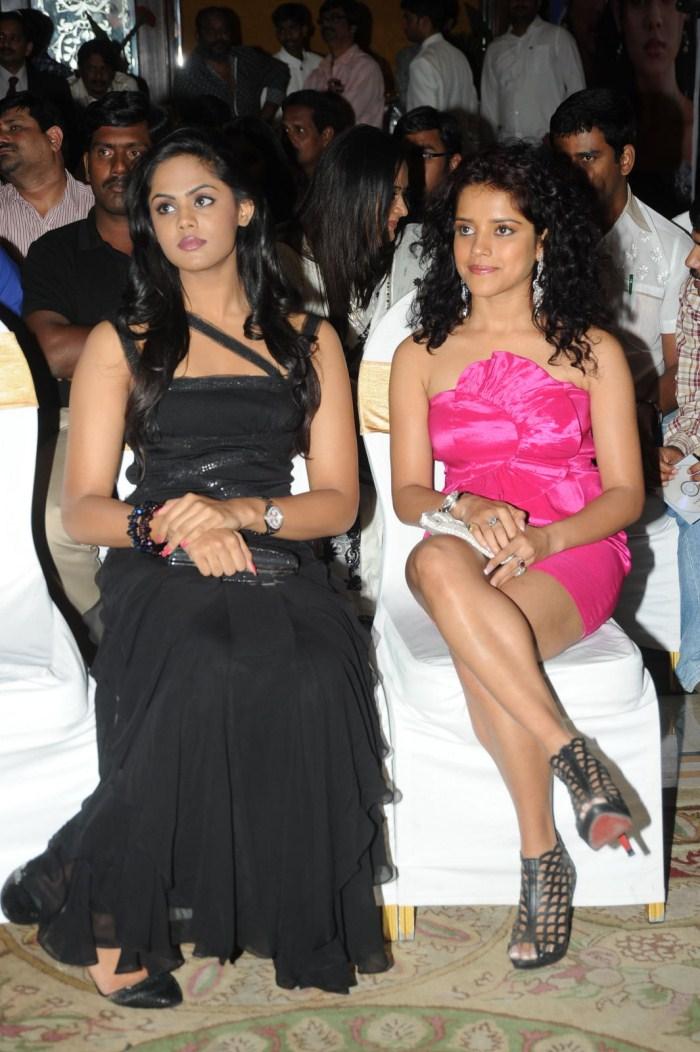 , Karthika Nair Piaa Bajpai at Rangam Movie Audio Launch