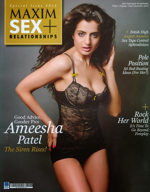 Amisha Patel Without clothes