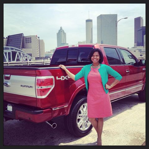 Sojourner Marable Grimmett Built Ford Tough Video Gofurtheratl