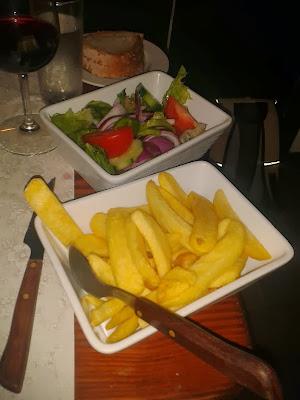 Restaurante Le Malte, Sliema, La Valette, Malta
