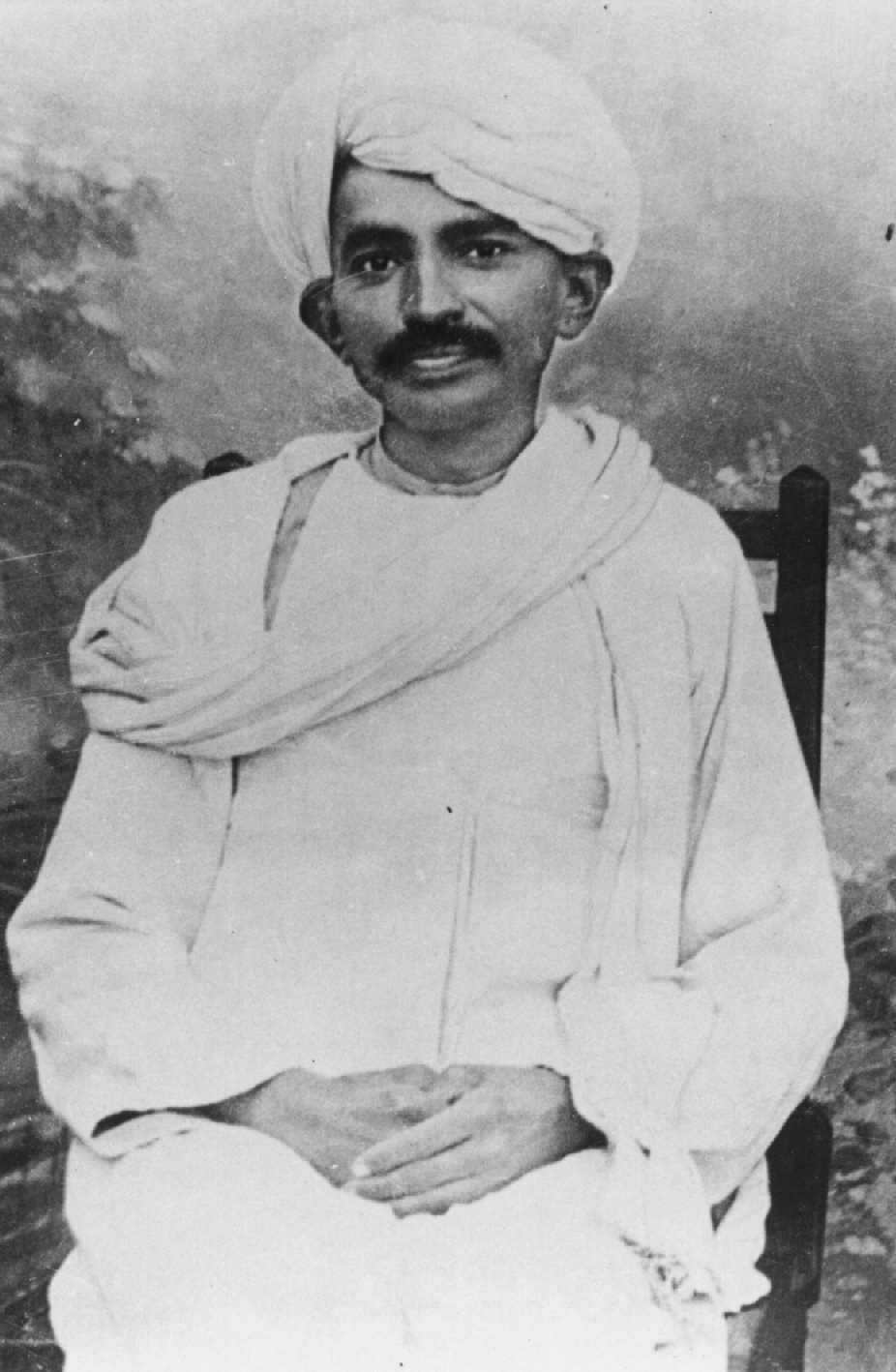 mohandas karamchand gandhi the power of Mohandas gandhi his philosophy of nonviolence and his passion for independence began a drive for freedom that doomed colonialism  such is the present-day power of .