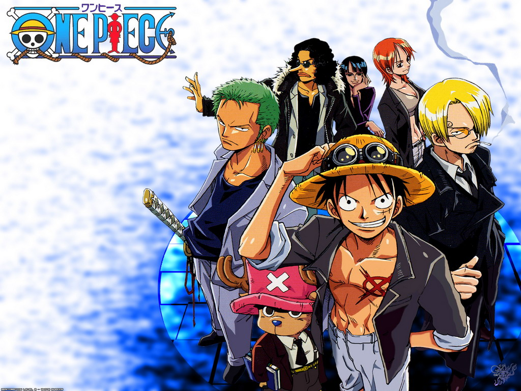 One Piece - Gallery Colection