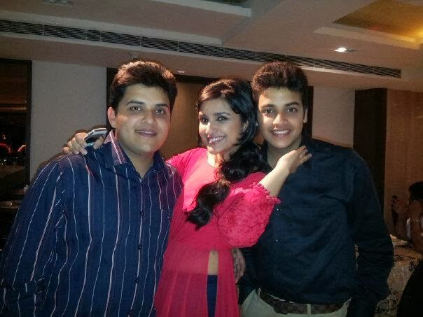 Parineeti Chopra's Brothers