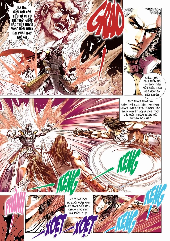Thần Châu Kỳ Hiệp chap 32 – End Trang 15 - Mangak.info