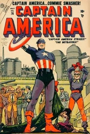 Captain America Comics #76 image