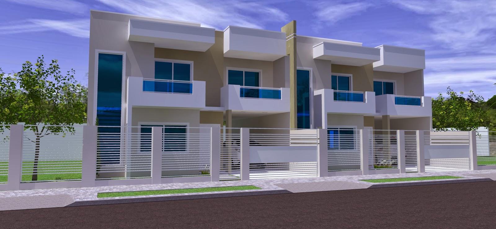 Wiebbelling projetos tridimensionais e renderiza o - Pinturas para fachadas exteriores fotos ...
