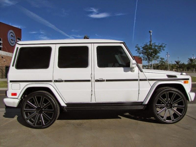 g500 wheels
