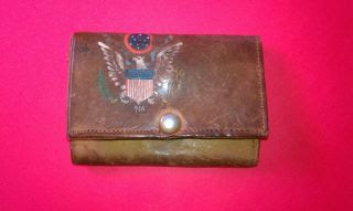 Harold Murrell's Wallet --How Did I Get Here? My Amazing Genealogy Journey