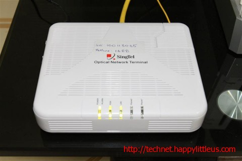 how to use optus modem for another network