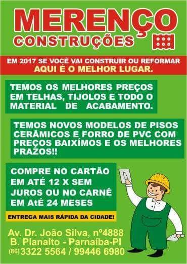 MERENÇO CONSTRUÇÕES