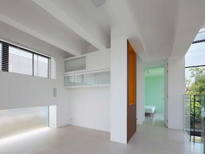 Rumah Modern Ala Jepang 12