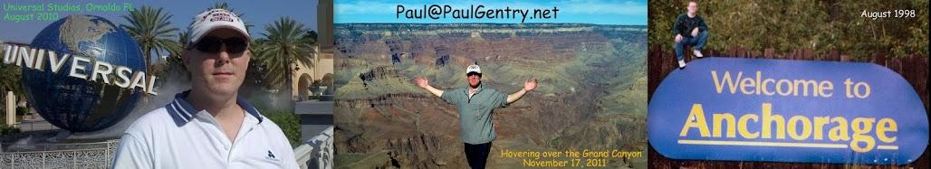 Paul Gentry