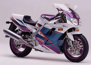 Yamaha FZR Bike Wallpapers