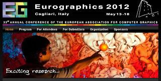 Eurographics 2012
