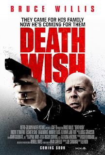 Death Wish (2018) Dual Audio Hindi 480p HDRip [350MB]