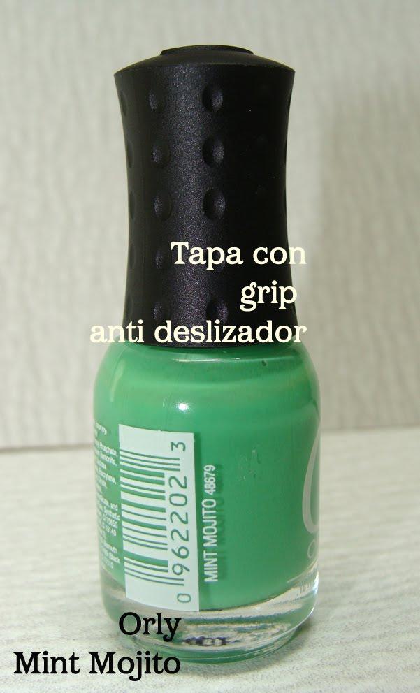 Esmaltes de Julie: Verde sí o no? Mint Mojito