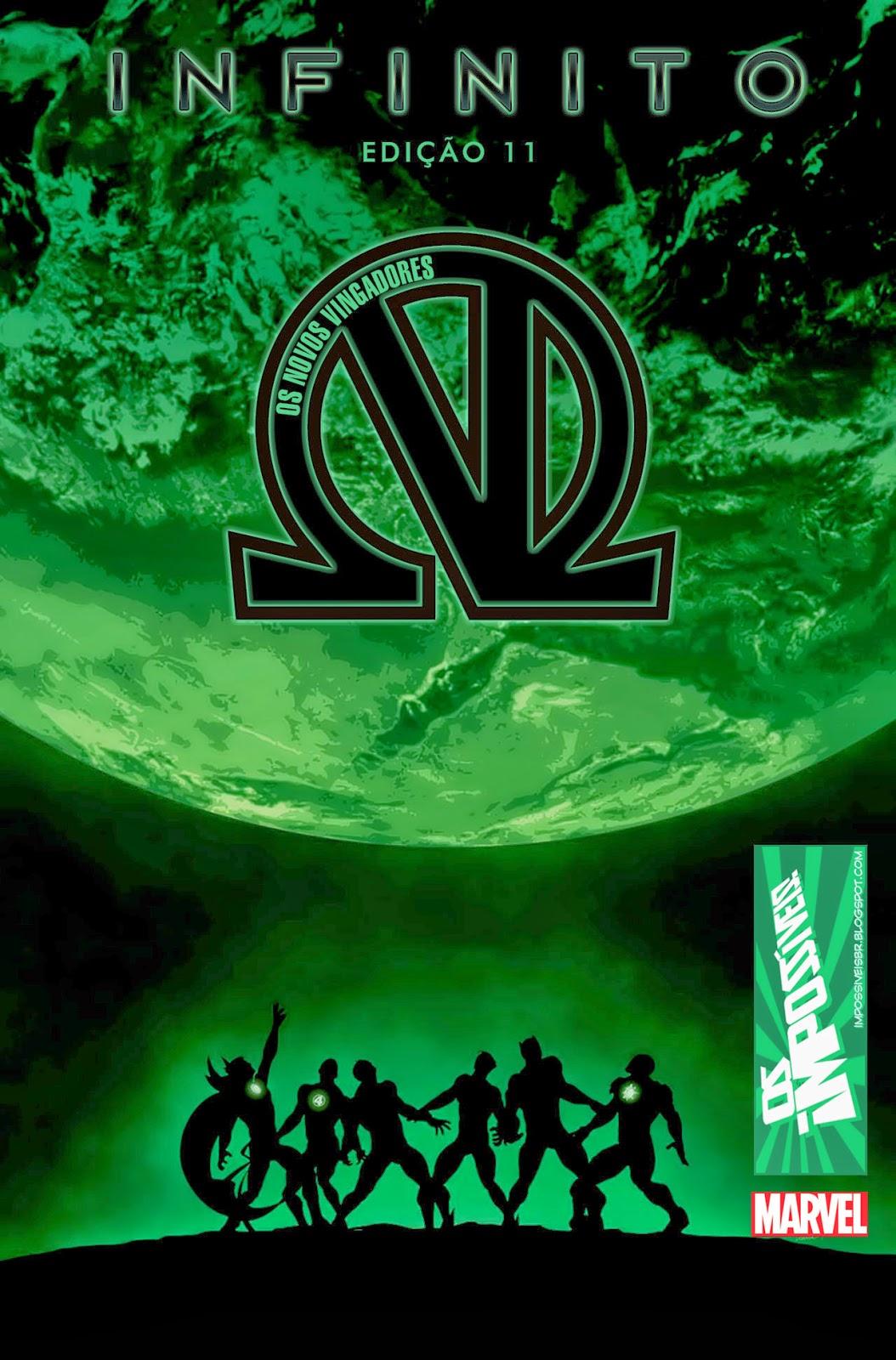 Nova Marvel! Os Novos Vingadores #11