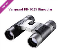 Vanguard DR-1025 Binocular @ Rs.1,549 - Amazon (MRP: 2790)