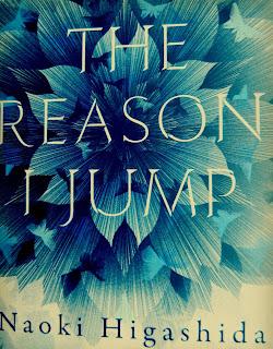The reason I Jump, Naoki Higashida, book cover, hardback, design, autistic, book and a cuppa, bookandacuppa, book&cuppa, Book & a Cuppa