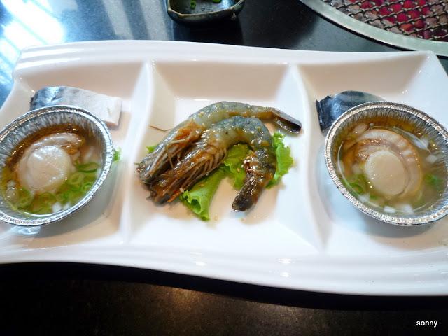 沉默奧客的趴趴日記: 碳佐麻里日式燒肉(永康店)
