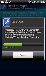Droid Crypt