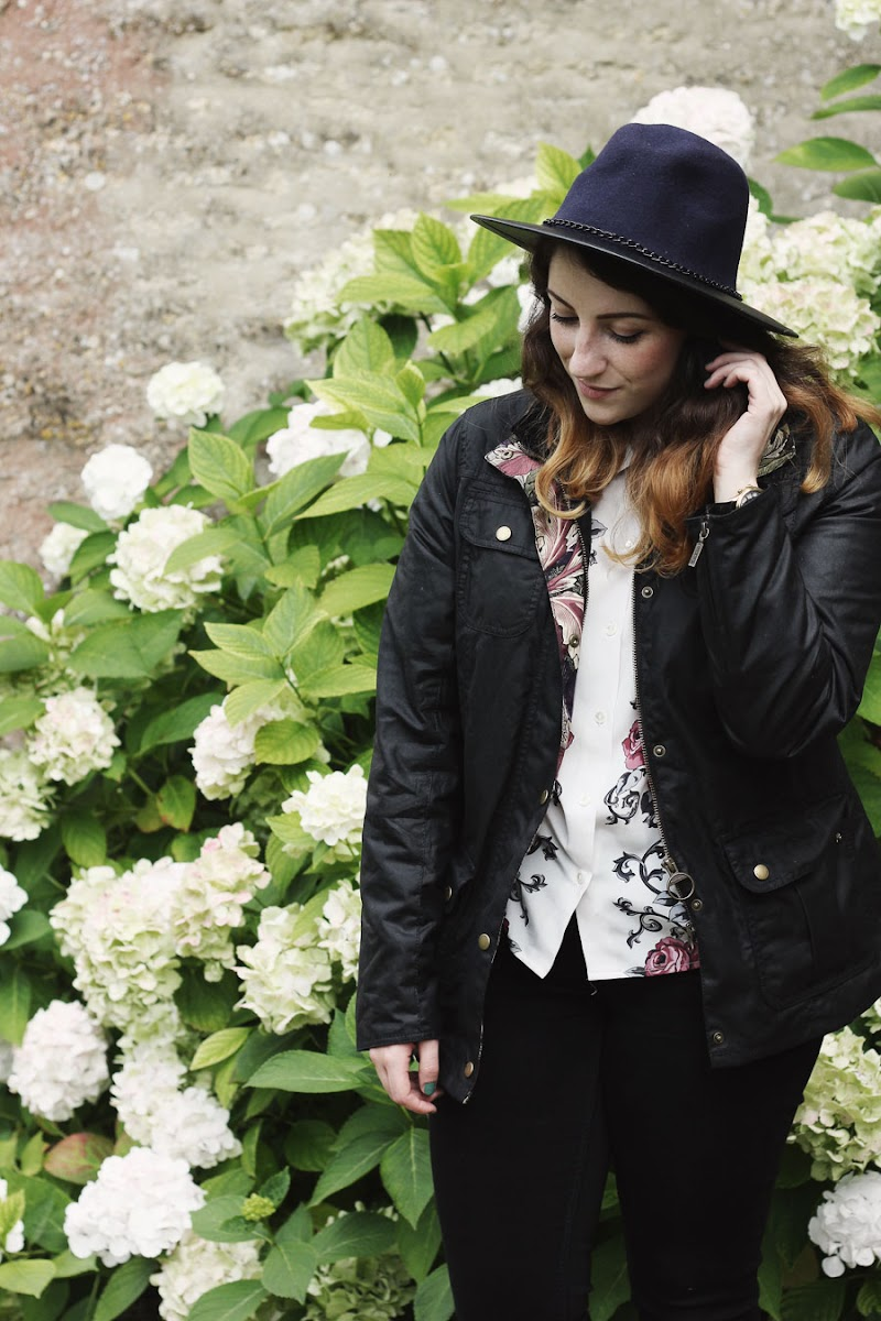 barbour fashion blog