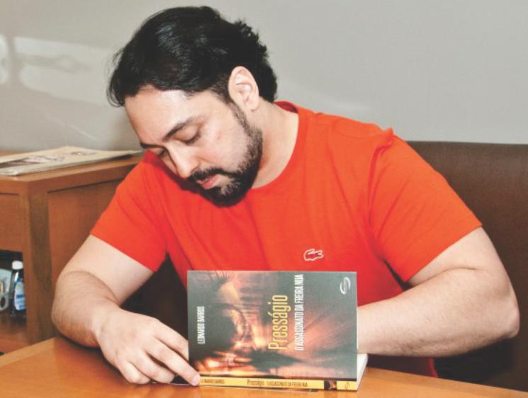 Leonardo Barros, escritor