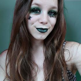 Latest make-up tutorial!