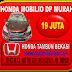 PROMO HONDA MOBILIO TAMBUN DP MURAH 19 JUTA