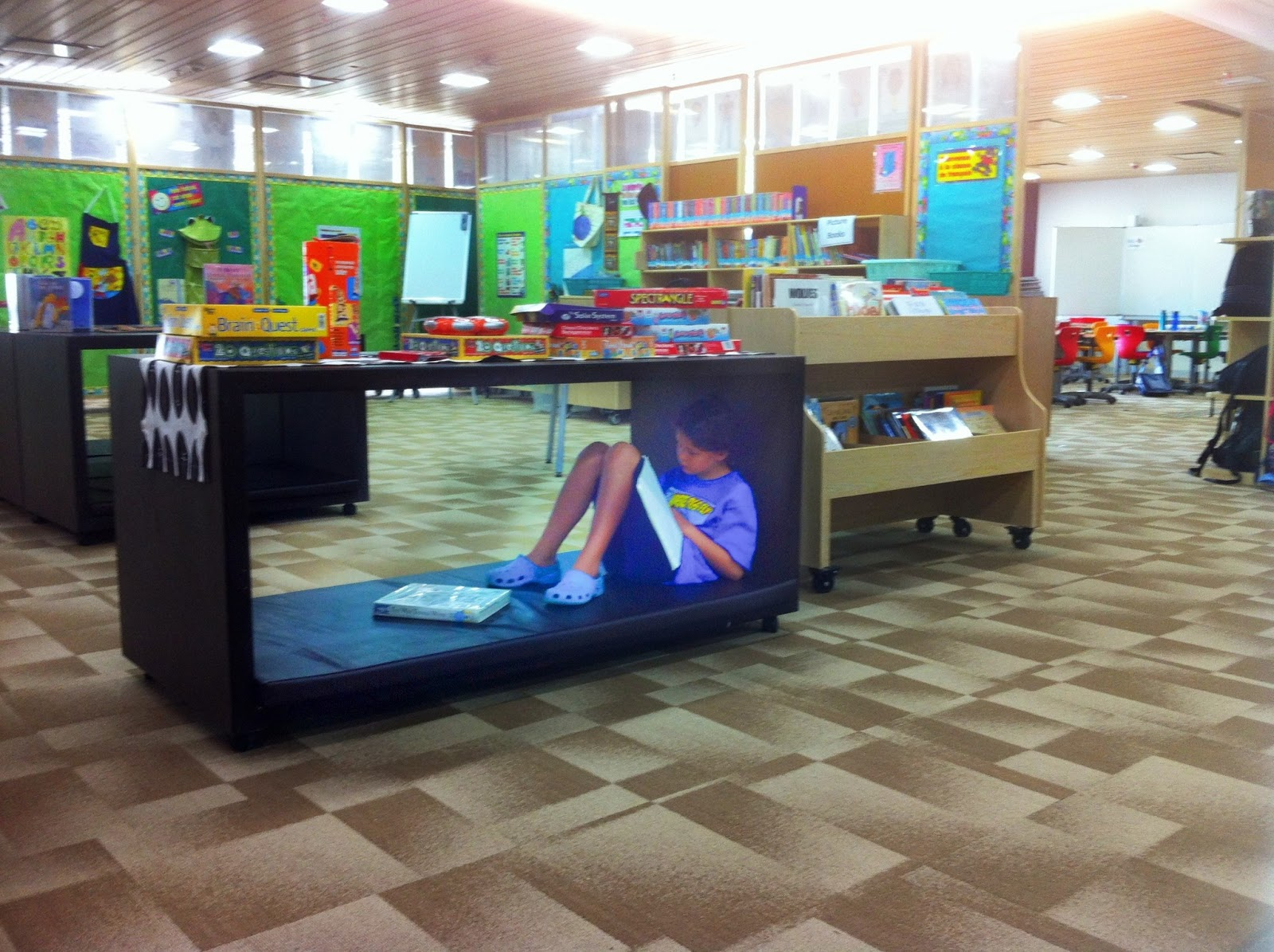 Innovative Elementary Classrooms ~ Tech transformation designing spaces