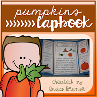 FREE PUMPKIN LAPBOOK!