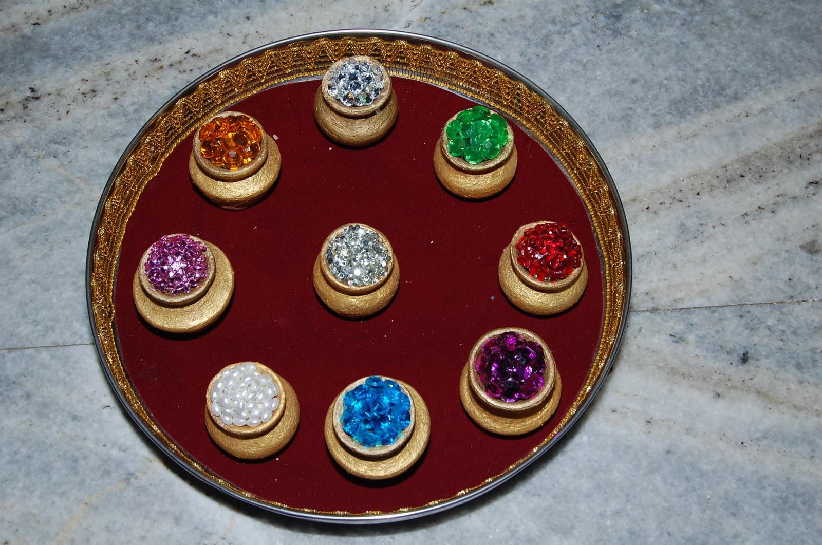 Plate arathi decoration kalyana seer thattu decorations for Arathi thattu decoration