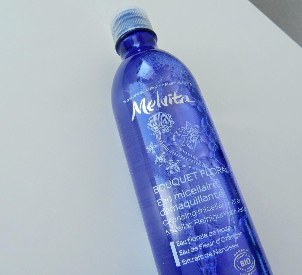 eau micellaire bio démaquillante melvita