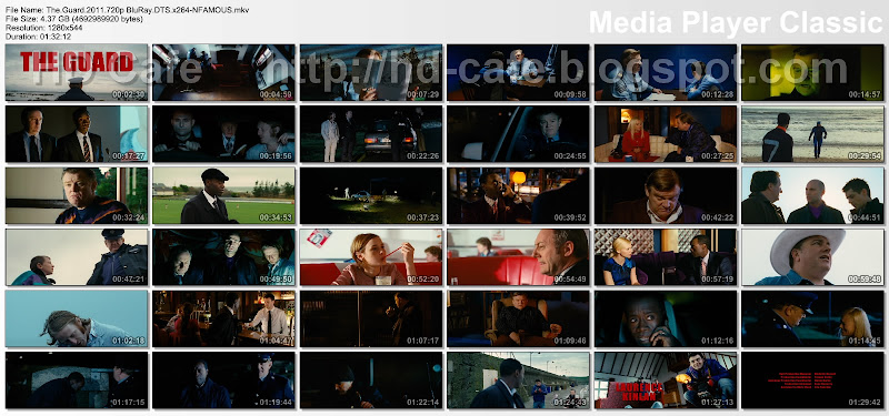 The Guard 2011 video thumbnails