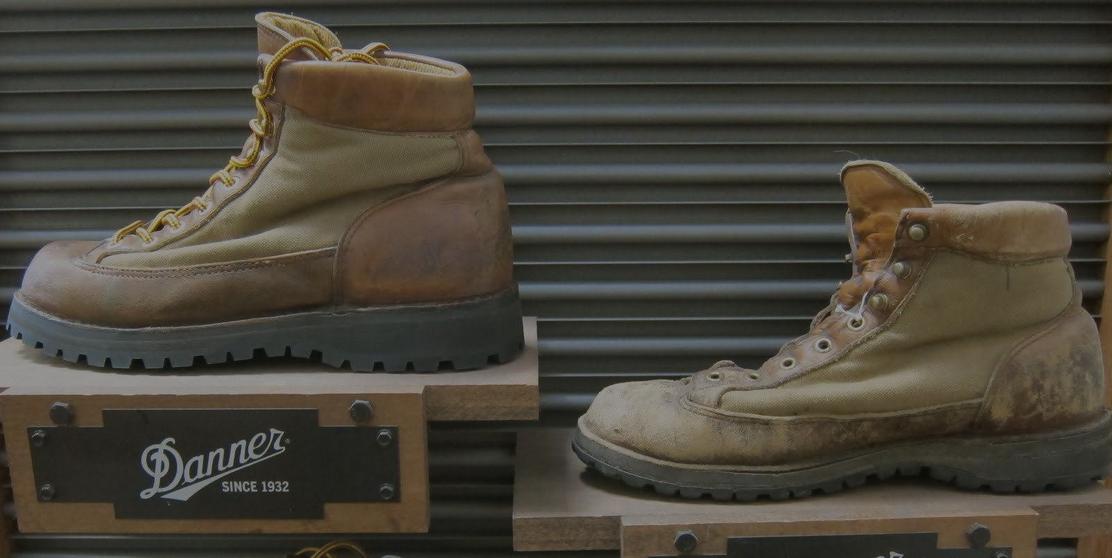 The William Brown Project: DANNER