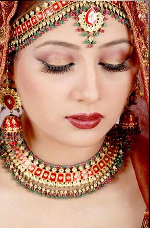 How To Do Makeup Of Bridal : Pakistani mehndi designs,wedding cakes,henna tattoos ...