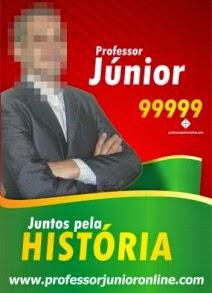 Prova de História - 8º ano - 3º bimestre - 2014