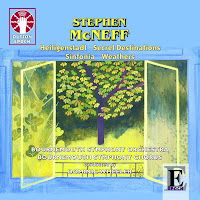 Stephen McNeff - Orchestral Works, BSO Dominic Wheeler, CDLX 7301
