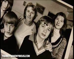 Enfield England Ghost Horror Family Poltergeist Hodgson Janet True