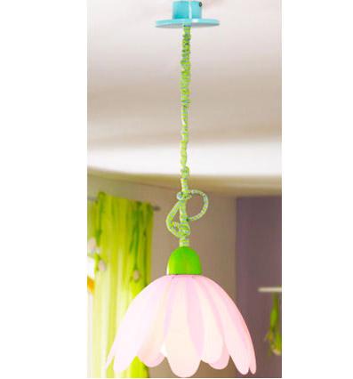 Consejos para decorar habitaciones infantiles decoracion - Decorar lamparas de techo ...
