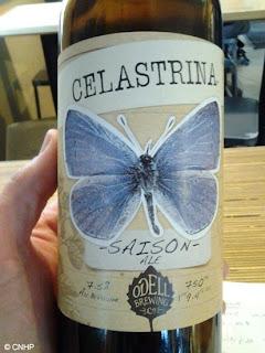 Odell Celastrina Saison Ale